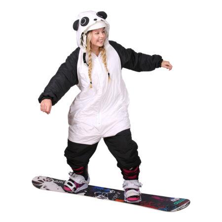 panda SKIGURUMI 450x450 - Skigurumi - kostume til skiferien