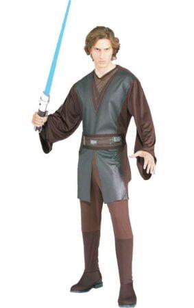 star wars Anakin kostume 283x450 - Darth Vader kostume til voksne