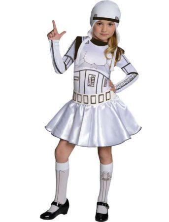 star wars kostume til piger 343x450 - Star Wars kostume til børn