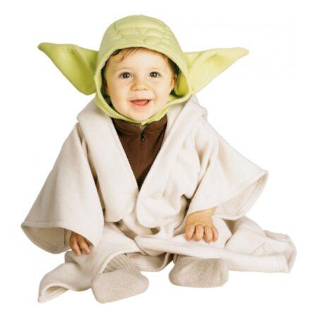 star wars yoda babykostume 450x450 - Star Wars - Yoda kostume til børn og voksne