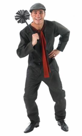 Mary poppins bert kostume 271x450 - Mary Poppins kostume til voksne