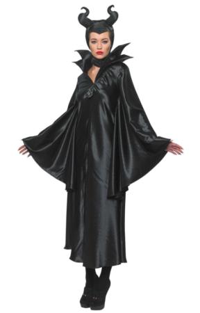 angelina jolie kostume til voksne tornerose kostume til voksne heks kostume til voksne sort disney kostume ond stedmor kostume til voksne