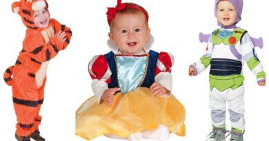 Disney kostume til baby, Disney udklædning til baby, disney babykostumer, disney kostumer, Disney fastelavnskostumer til baby