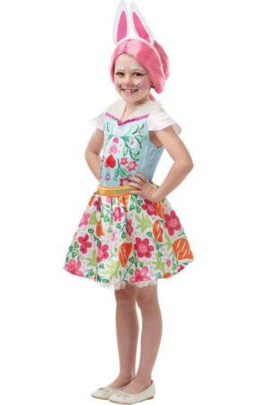 enchantimals bree bunny børnekostume fastelavnskostume til piger