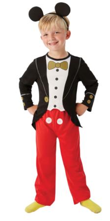 mickey mouse børnekostume miney mouse baby kostume disney kostume til baby disney fastelavnskostume 2 år