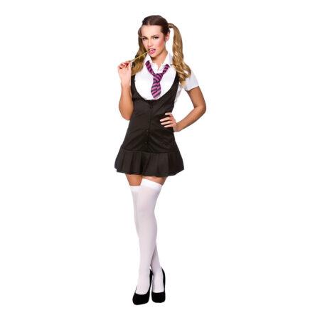 ulydig skolepige kostume 450x450 - Skolepige kostume til voksne