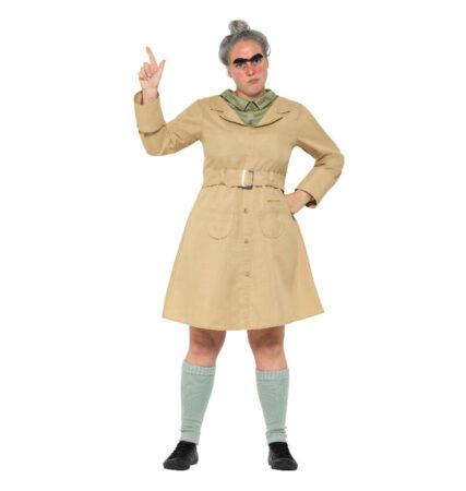miss trunchbull kostume til voksne matilda skoleinspektør kostume til voksne netflix kostume til voksne rektor kostume til voksne matilda film kostume til voksne