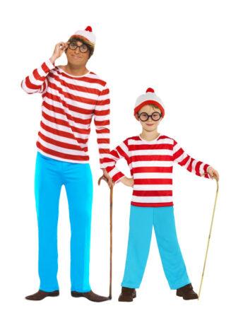 find holger kostume til far og søn find holger udklædning forældre og barn