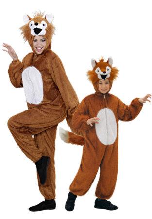 ræv kostume til voksne ræv kostume til børn ræv par kostume forældre og børn ræv kostume mor og barn
