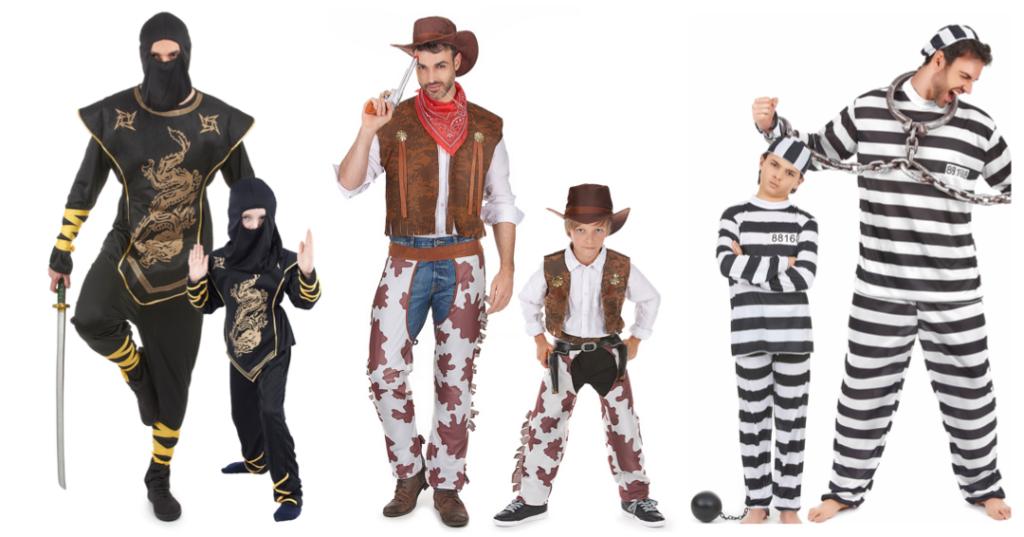forældre og barn kostume far og søn kostume par kostume til far og søn matchende udklædning til fastelavn