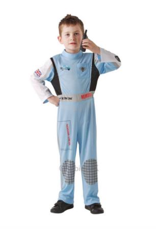 Finn McMissile mcqueen kostume til børn 306x450 - Racerkører kostume til børn og baby