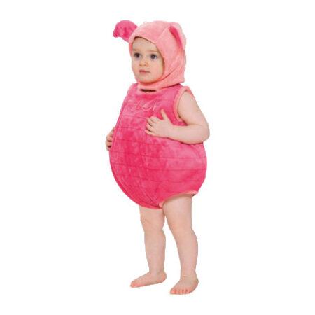 Grisling børnekostume 450x450 - Gris kostume til børn og baby