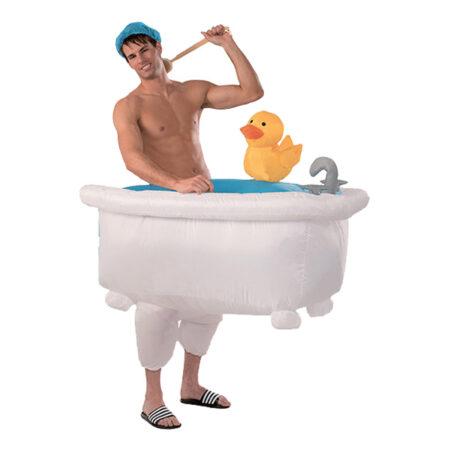 Oppustelig badekar kostume 450x450 - Oppustelige kostumer til voksne