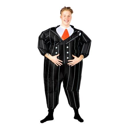 Oppustelig direktør kostume 450x450 - Oppustelige kostumer til voksne