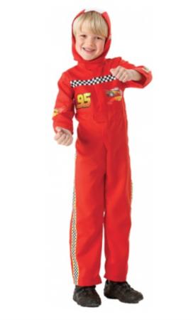 cars Lynet McQueen kostume til børn 272x450 - Racerkører kostume til børn og baby