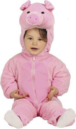gris babykostume fastelavnskostume til 1 årig varmt fastelavnskostume