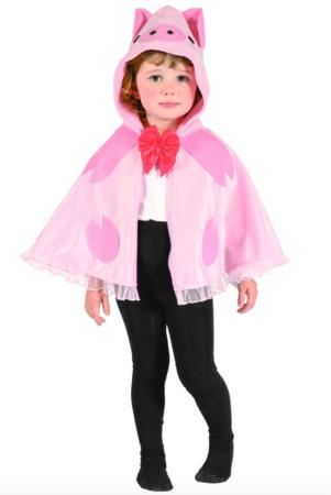 grise kostumse til børn 301x450 - Gris kostume til børn og baby
