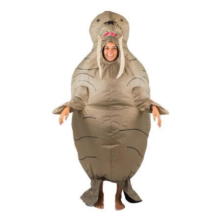 oppustelig hvalros kostume 450x450 - Oppustelige kostumer til voksne