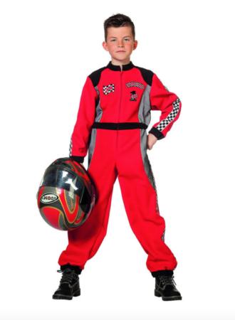 racerkører kostume 330x450 - Racerkører kostume til børn og baby