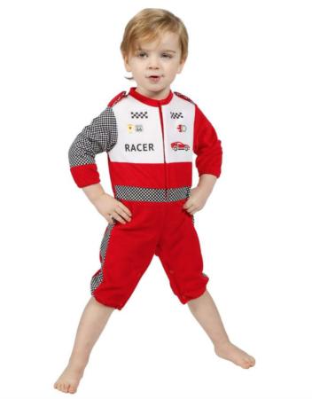 racerkører kostume til baby 352x450 - Racerkører kostume til børn og baby