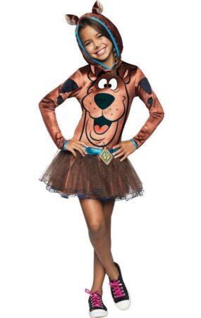 scooby doo kostume til piger scoobydoo kostume til børn scooby doo udklædning scooby doo fastelavnskostume