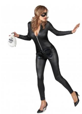sexet tyv kostume 324x450 - Tyveknægt kostume til voksne