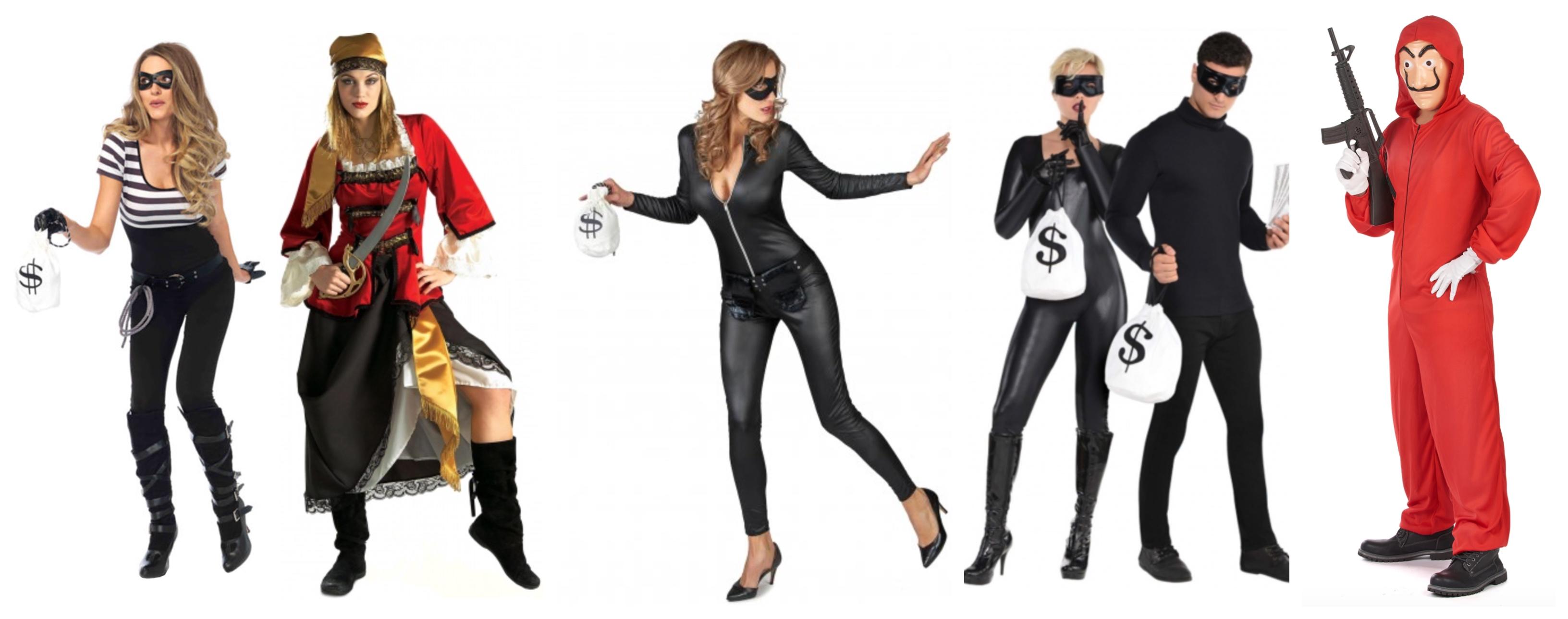 tyveknægt kostume til voksne - Tyveknægt kostume til voksne