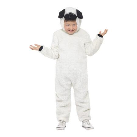 Får børnekostume 450x450 - Hvide kostumer til børn