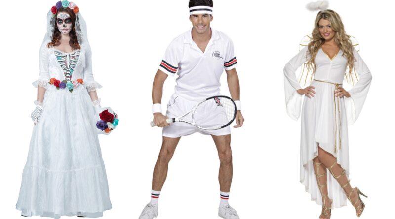 hvide kostumer til voksne, hvidt tøj til voksne, hvid udklædning til voksne, hvidt kostume til voksne, hvide kostumer til mænd, hvide kostumer til kvinder, hvide kostumer til sensation, hvide kostumer til sidste skoledag, hvide kostumer til halloween, hvide fastelavnskostumer