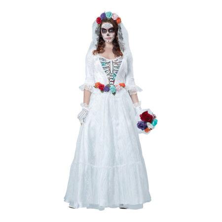 brud day of the day kostume 450x450 - Hvide kostumer til voksne