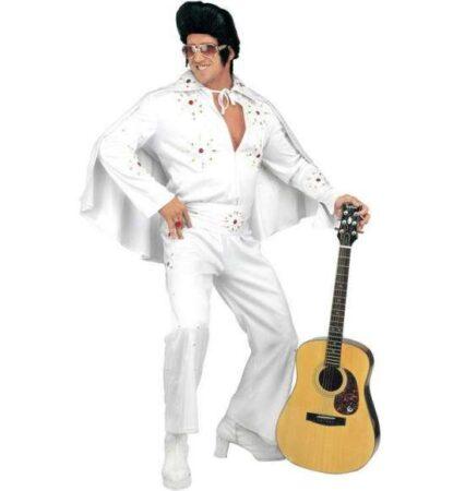 elvis kostume til voksne 426x450 - Hvide kostumer til voksne