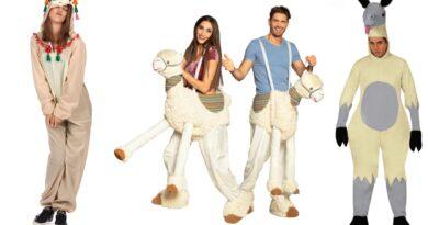 lama kostume til voksne, lama udklædning til voksne, lama voksenkostume, lama dyrekostume til voksne, lama fastelavnskostume til voksne