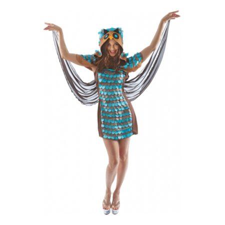 ugle voksenkostume 450x450 - Ugle kostume til børn og voksne