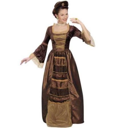 baronesse udklædning maskebal kostume til hofbal
