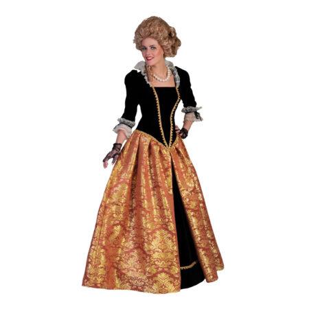 baronesse kostume til voksne barok kostume kvinder lang barok kjole
