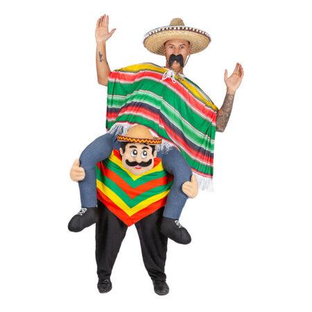 Carry me mexicaner kostume 450x450 - Mexicaner kostume til voksne