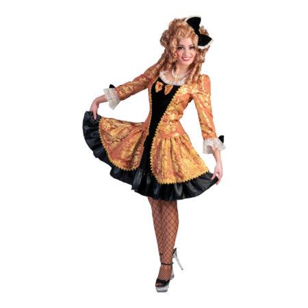baronesse kostume til kvinder barok kostume 1700tallet kostume