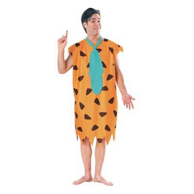 Fred flintstones kostume til voksne - Flintstones kostume til voksne