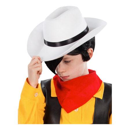 Lucky luke cowboyhat 450x450 - Lucky Luke kostume til børn