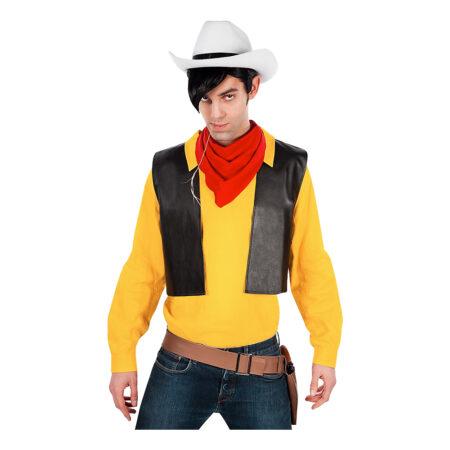 Lucky luke voksenkostume 450x450 - Lucky Luke kostume til voksne