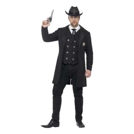 Sherif kostume 450x450 - Lucky Luke kostume til voksne