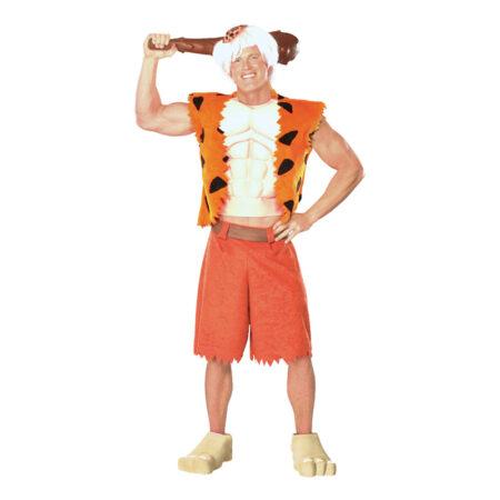 bambam the flintstones kostume 450x450 - Flintstones kostume til voksne