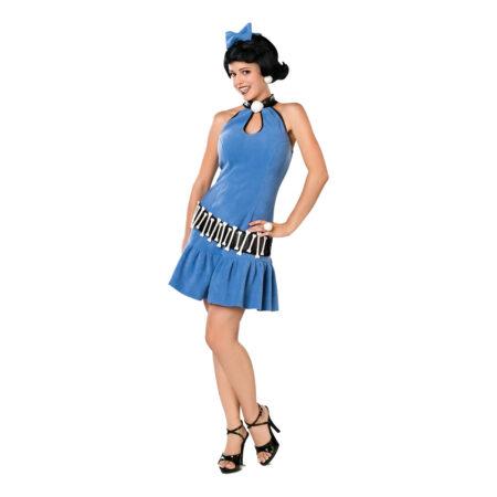 betty rubble flintstones kostume 450x450 - Flintstones kostume til voksne