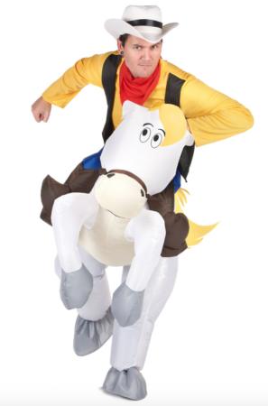 carry me lucky luke kostume 297x450 - Lucky Luke kostume til voksne