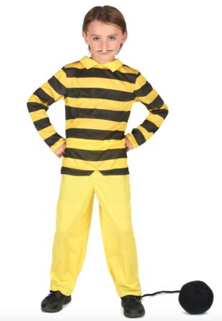 dalton brødrene kostume til børn 311x450 - Lucky Luke kostume til børn