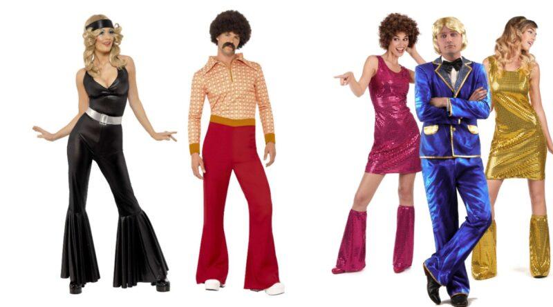 disco kostume til voksne disko udklædning til voksne 70erne kostume til voksne 70erne udklædning gruppe kostume par kostume 800x445 - Disco kostume til voksne