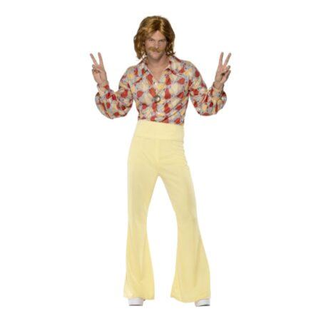dristig disko dude udklædning til mænd disko kostume til mand 70erne herre kostume