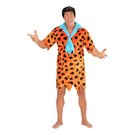 fred flintstone kostume 450x450 - Flintstones kostume til voksne