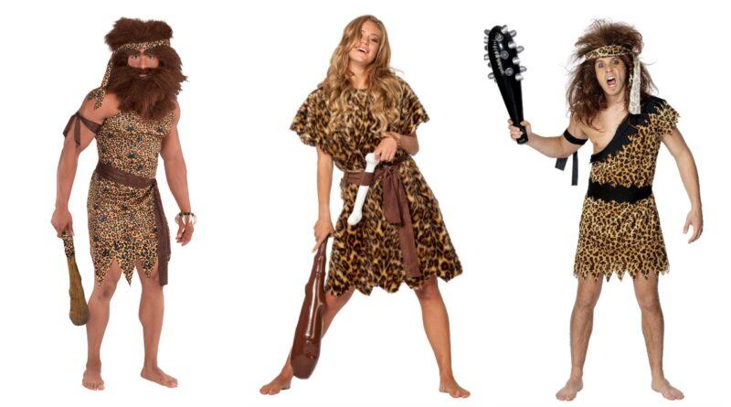 hulemand kostume til voksne, hulemand udklædning til voksne, hulemand voksenkostumer, hulemand kostume til mænd, hulemand kostume til kvinder, hulemand fastelavnskostume til voksne