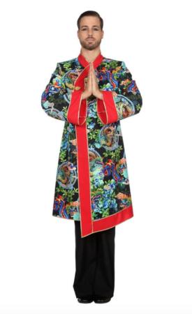 kinesisk kåbe til mænd 275x450 - Kinesisk kostume til voksne